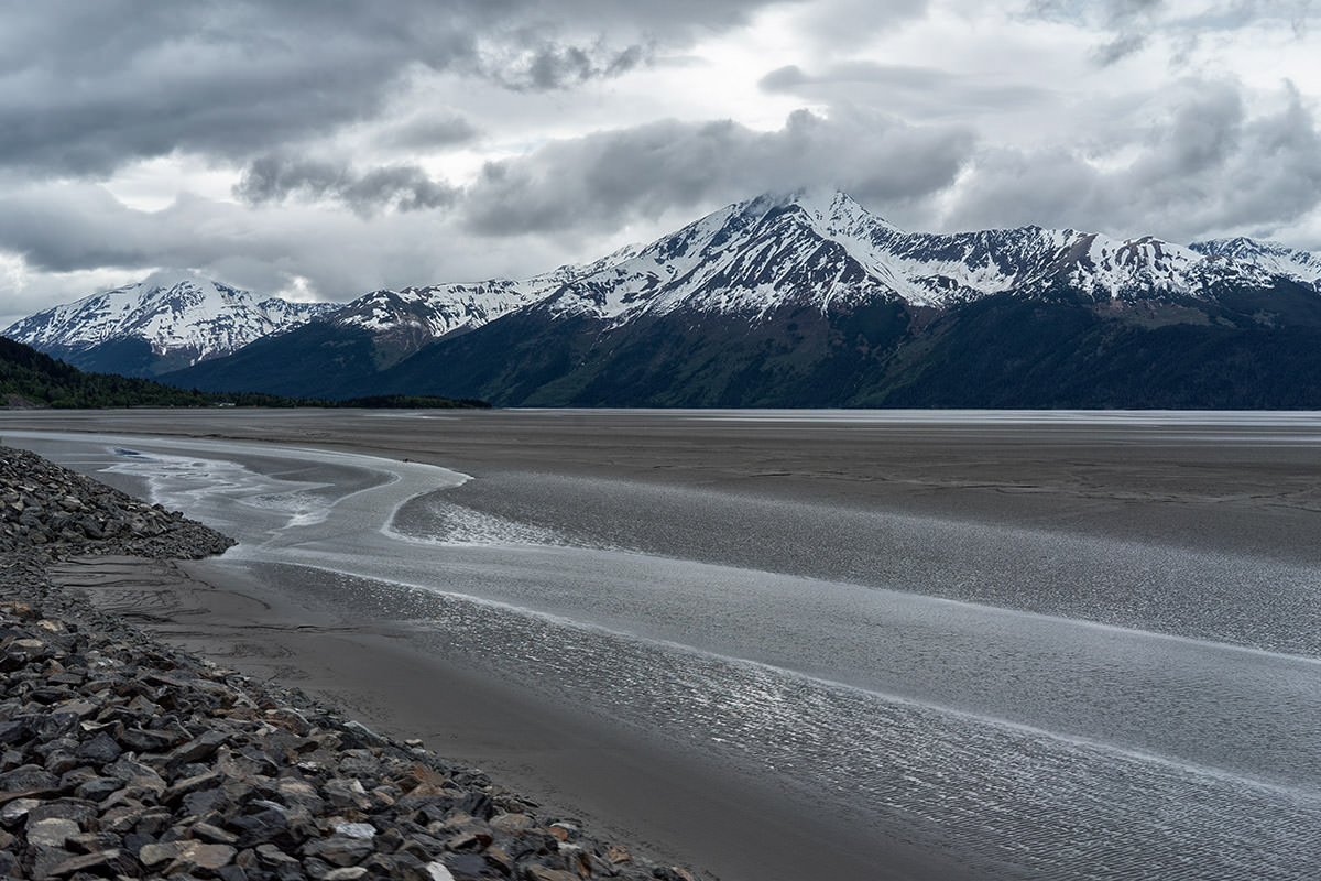 Alaska Railroad Journey