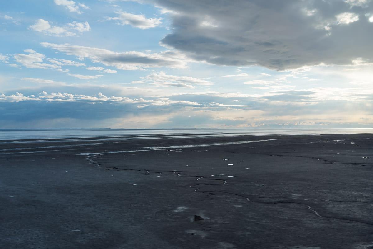 Mud Flats Anchorage