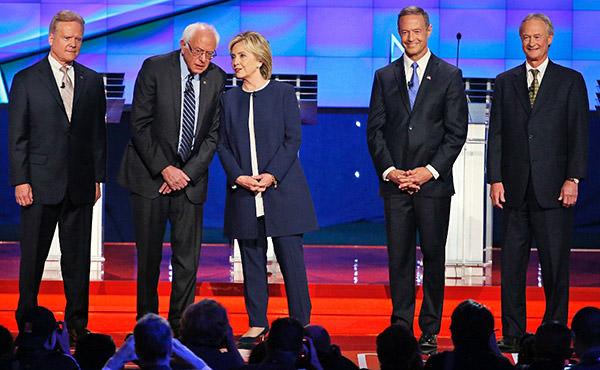 The Democrats!
