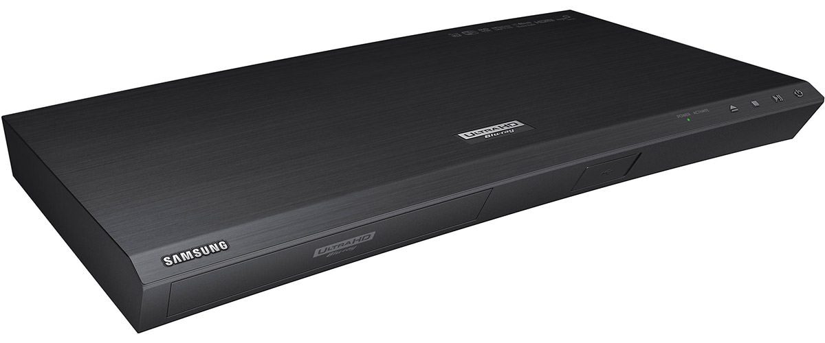Samsung UBD-K8500 Ultra-HD 4K HDR Blu-Ray Player