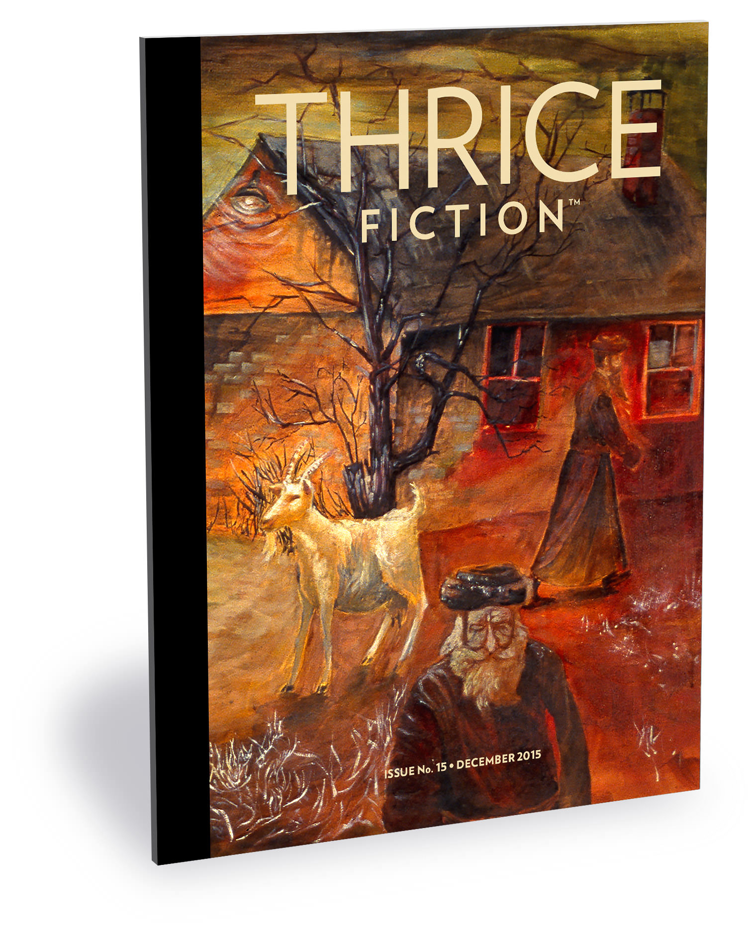 Thrice Fiction No. 15