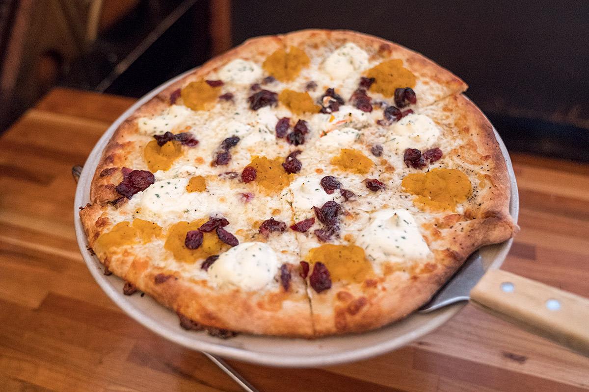 Pizza at Otto