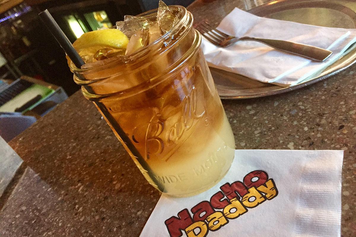 Long Island Ice Tea!