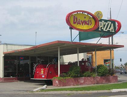 David's Pizza!