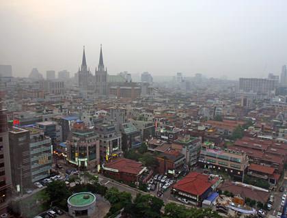 Seoul Haze