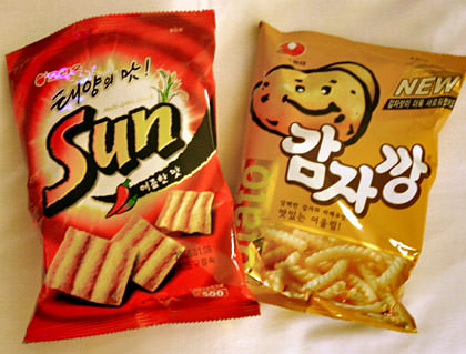 Seoul Snacks