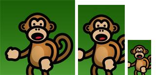 Bad Monkey Wallpaper Thumb